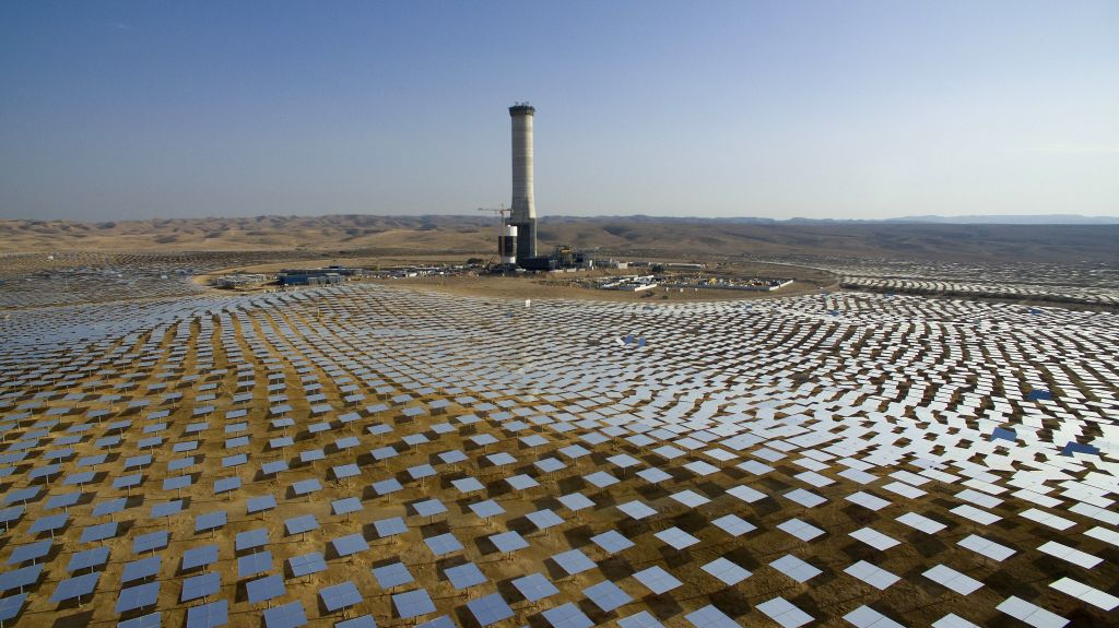 With $1b Africa deal, Israel's solar power exports eclipse