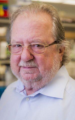 Prof. Jim Allison, recepient of the 2017 Wolf Prize for Medicine (Courtesy)