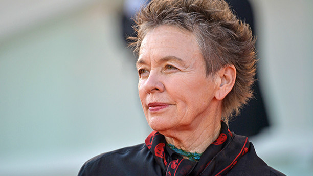 Laurie Anderson, recepient of the 2017 Wolf Prize for the Arts (Courtesy)