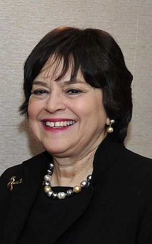 Nancy Kaufman, CEO of the National Council of Jewish Women. (Courtesy: National Council of Jewish Women)