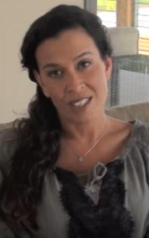 Gal Lusky, CEO of Israel Flying Aid (IFA). (Credit: screen shot YouTube)