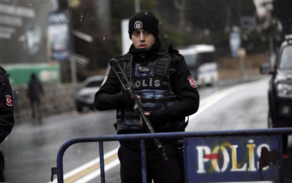 Four dead in Turkish university shooting