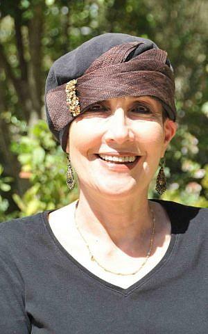 Yad Vashem Internet Department Director Dana Porath (courtesy)