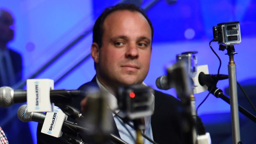 Boris Epshteyn on June 30, 2015. (Ilya S. Savenok/Getty Images for SiriusXM via JTA)