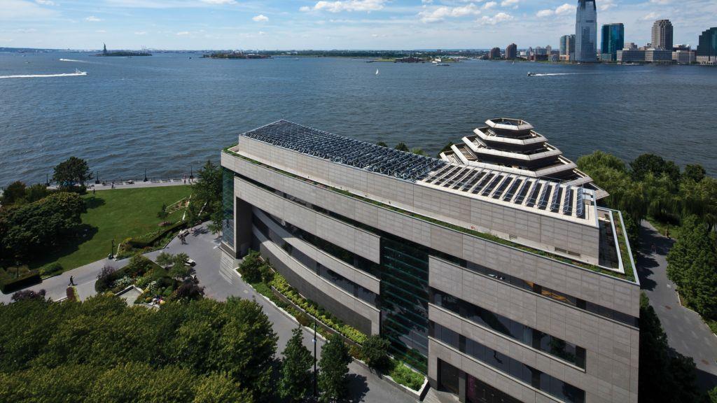 Museum of Jewish Heritage, New York City (David Paler)