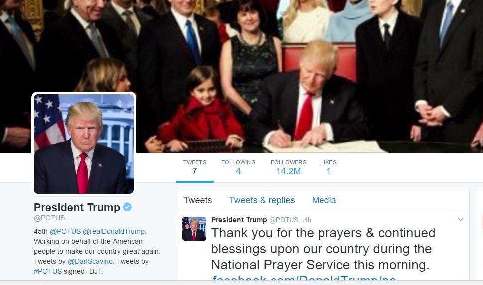 """Résultat de recherche d'images pour """"donald trump and twitter"""""""