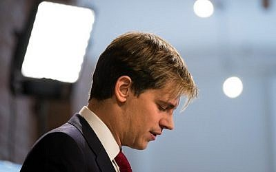 Milo Yiannopoulos speaks during a press conference, February 21, 2017 in New York City. (Drew Angerer/Getty Images/AFP)