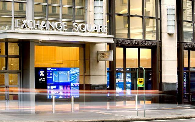 The Australian Stock Exchange (Courtesy)