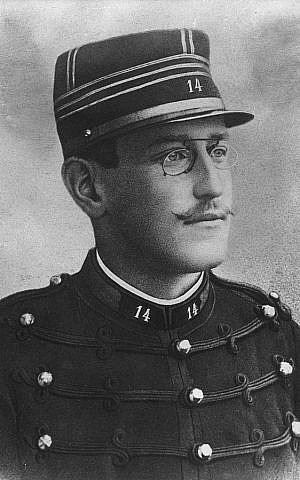 Alfred Dreyfus, found guilty of espionage in a kangaroo court in late 19th century France. (Public domain/Wikimedia commons)
