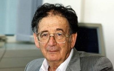 Yehuda Bauer (Thonke/Ullstein bild via Getty Images/JTA)