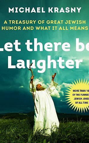 'Let There Be Laughter' by Michael Krasny (HarperCollins Publishers)
