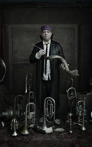 Frank London (Adrian Buckmaster)