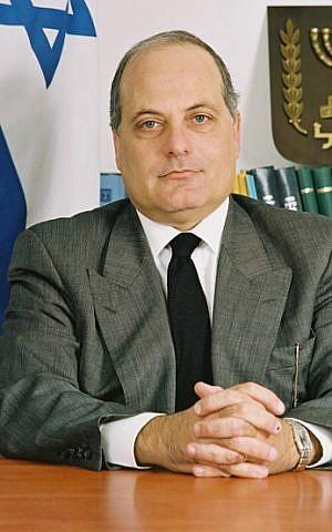 Justice George Karra. (Ministry of Justice)