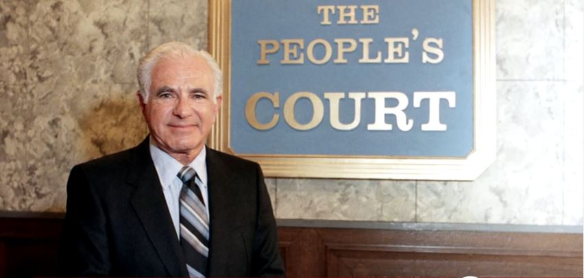 Joseph Wapner, retired judge who starred on 'The People's Court ...