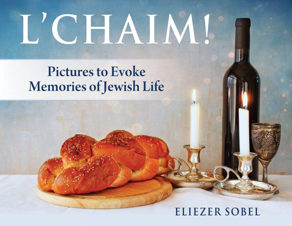 Cover of 'L'chaim!' (Rainbow Ridge Books/via JTA)