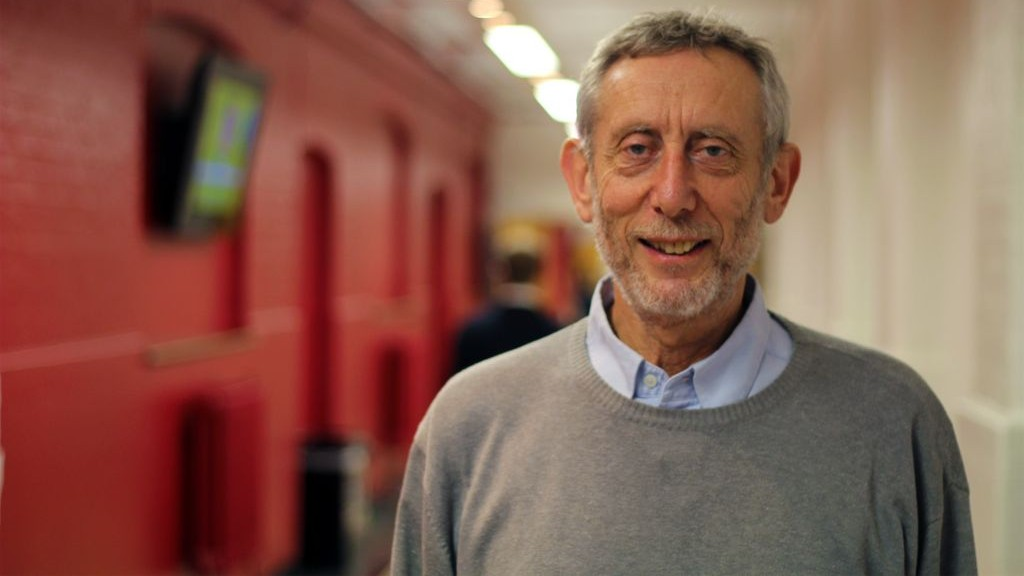 Michael Rosen, author of 'The Disappearance of Emile Zola.' (Courtesy)