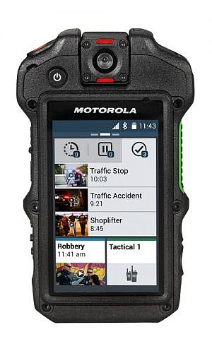 Motorola Solutions Si500 product (Courtesy)