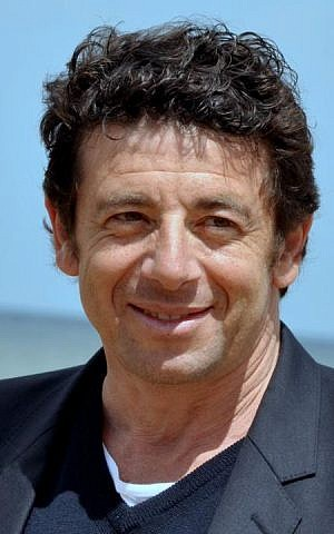 French singer Patrick Bruel (Wikimedia Commons, Georges Biard, CC BY-SA 3.0)
