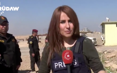 Shifa Gardi (Rudaw screenshot)