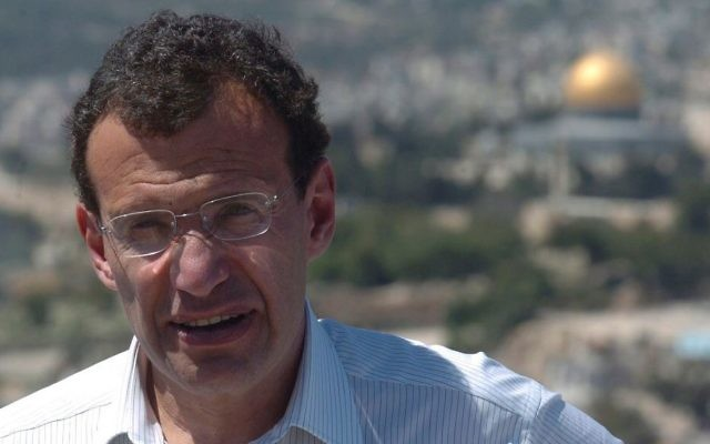 "British-Israeli businessman Chaim ""Poju"" Zabludowicz in Jerusalem. (Flash90)"