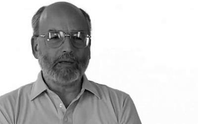 Renowned Israeli cryptographer Adi Shamir. (YouTube screen capture)
