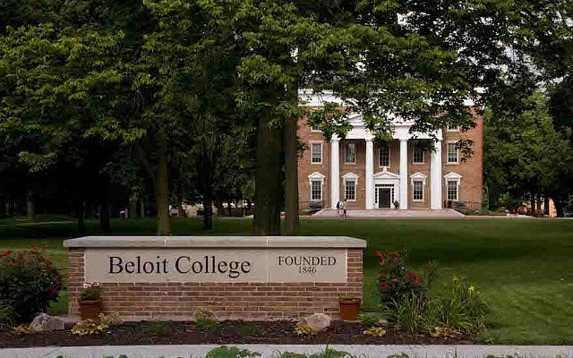 Beloit College campus, Beloit, Wisconsin. (Photo by: Education Images/UIG via Getty Images/JTA)