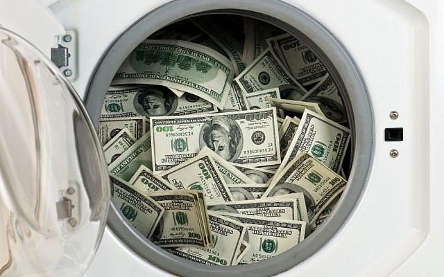 Illustrative image: Money laundering (iStock)