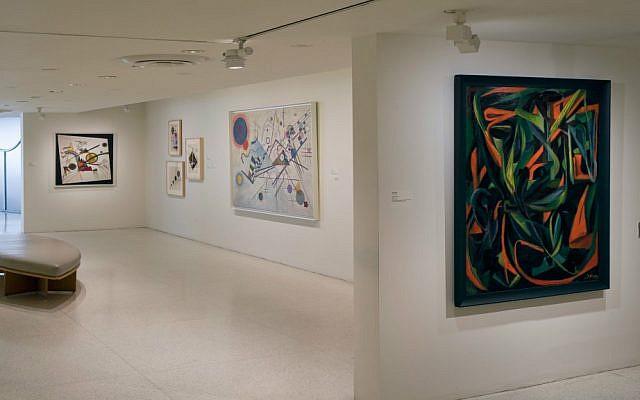 The Guggenheim Museum's founding collection, by Solomon Guggenheim. (Guggenheim website)