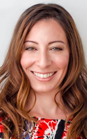Jenny Drezin, one of the founders and chief marketing officer at navigational app Sidekix (Courtesy Jenny Drezin)
