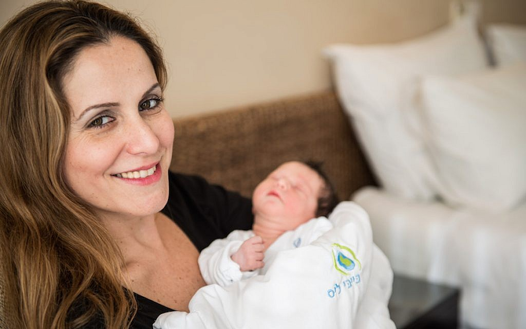 These upscale Israeli hotels are designed for new moms and babies ...