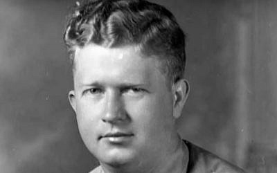 Master Sgt. Roddie Edmonds (Screen capture: YouTube)
