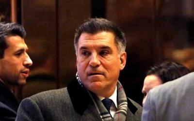 American billionaire businessman Vincent Viola. (Screen capture: YouTube)