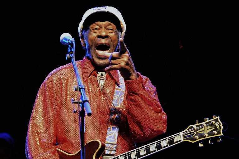 Rock N Roll Pioneer Chuck Berry Dead At 90 The Times Of Israel