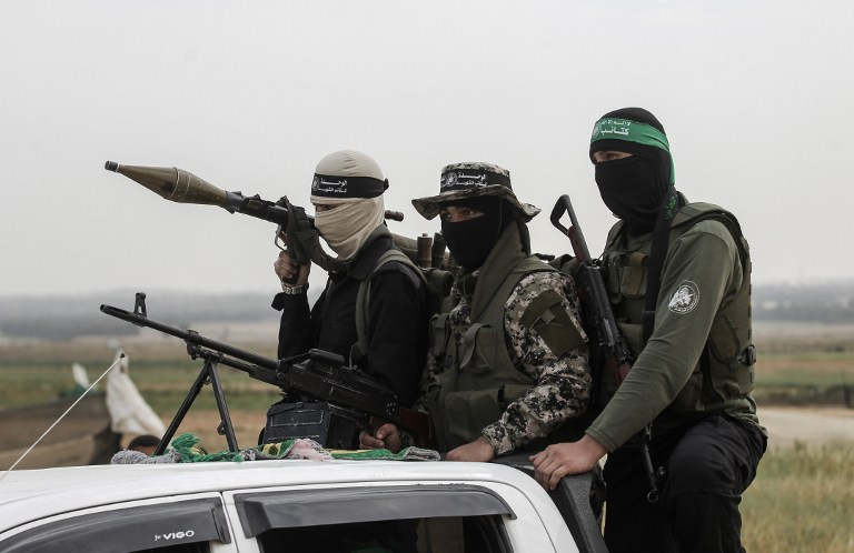 Hamas arrests top IS leader in southern Gaza