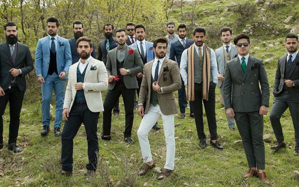 Mr. Erbil members, Iraqi Kurdistan, March 2016 (Mustafa Khayat Photography)