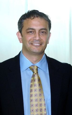 Alon Ozer, Chief Investment Officer at the Greater Miami Jewish Federation. (Courtesy GMJF)