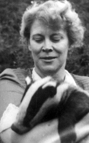The real 'Zookeeper's Wife,' Antonina Zabinski (Yad Vashem)