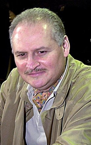 In this Tuesday, Nov. 28, 2000 file photo, Venezuelan international terrorist Ilich Ramirez Sanchez, better known as Carlos the Jackal, is seated in a Paris courtroom. (AP Photo/Michel Lipchitz, File)