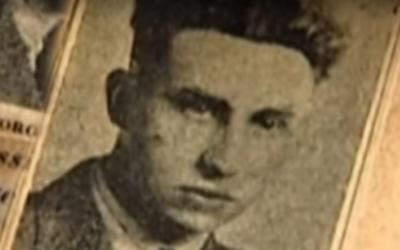 Former AP correspondent George E. Bria. (Screen capture: YouTube)