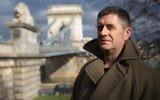 Budapest-based thriller author Adam Lebor. (Courtesy)
