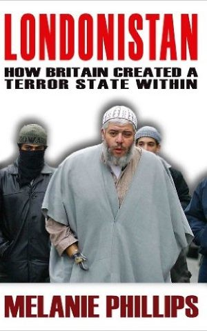 Cover of Melanie Phillips's 'Londonistan' (courtesy)
