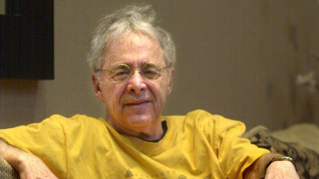 Chuck Barris, the man behind TV's