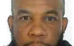 This is an undated photo released by British Police of Khalid Masood. (Metropolitan Police via AP)