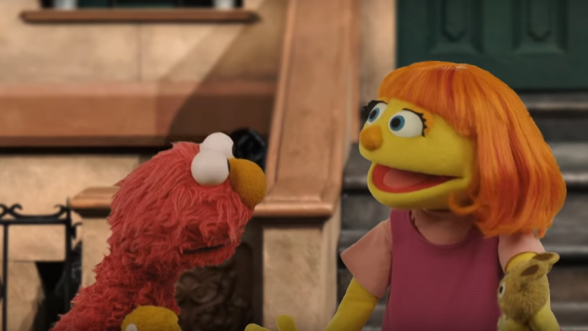 A Muppet With Autism Heads To Sesame Street The Times Of