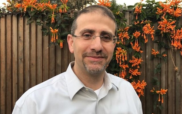 Former US Ambassador to Israel Dan Shapiro. (Andrew Tobin/JTA)