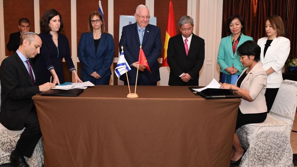 Israeli contest seeks Vietnamese startups as fresh link in bilateral