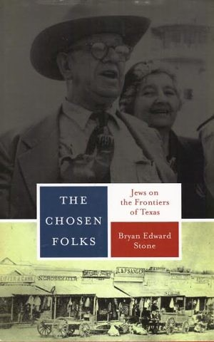 Cover of 'The Chosen Folks,' by Bryan Stone. (Courtesy)
