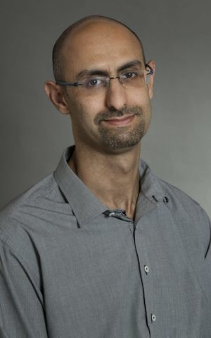 Yiftah Ben Aharon, co-founder and CEO of GlucoMe. (Courtesy)