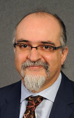 Ghaith al-Omari, a fellow at the Washington Institute. (courtesy)