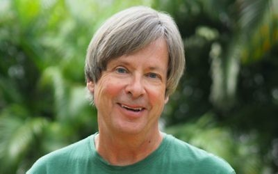 Dave Barry, the Presbyterian contributor to 'For This We Left Egypt? A Passover Haggadah for Jews and Those Who Love Them.'  (Michelle Kaufman/via JTA)